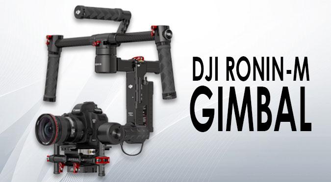DJI Ronin-M Gimbal