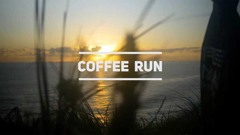 How to make a viral video Coffee Run – FREE MAN Skateboarding Short Film Made in Byron Bay